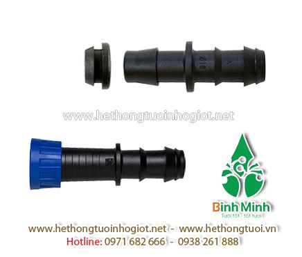 khởi thủy ống tưới nhỏ giọt PE 16 / PE 20 Azud